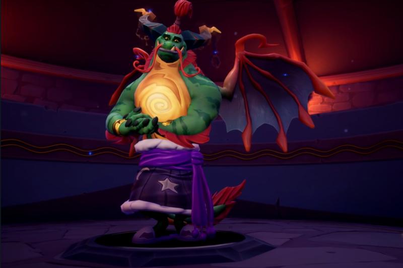 Dragon-design