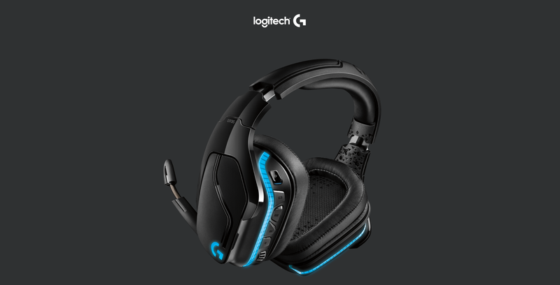 Logitech G g935 vojood media casque audio gaming