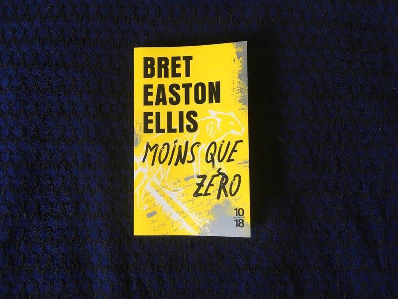 Moins que zéro Bret Easton Ellis Vojood Media