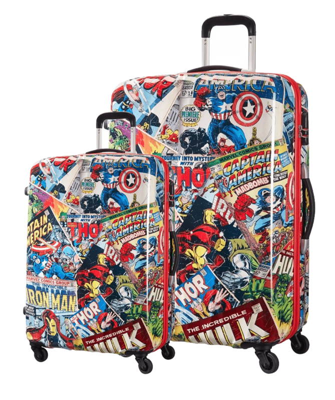 American Tourister Marvel Legends