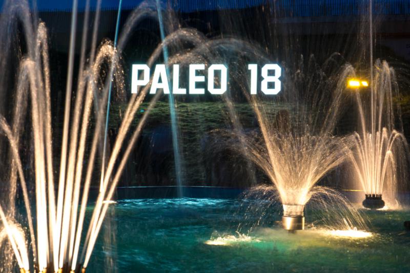 Paléo Festival 2018