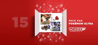 #15 Avent17 ● Pack Fan Pokémon Ultra