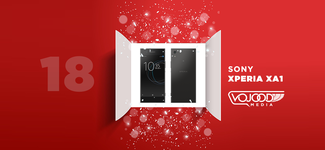 #18 Avent17 ● Sony Xperia XA1