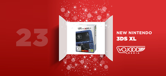#23 Avent17 ● New Nintendo 3DS XL
