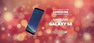 #24 Avent17 ● Samsung Galaxy S8
