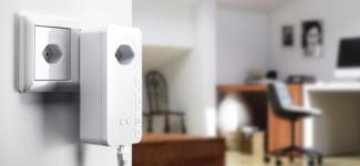 GAGNE ton Devolo dLAN 550+ WiFi Starter Kit