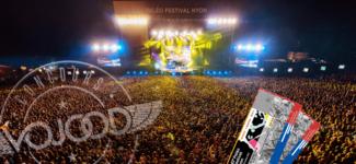 GAGNE 2 billets pour le 43e Paléo Festival Nyon