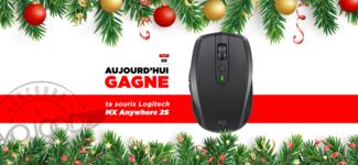 03 DEC • GAGNE ta souris Logitech MX Anywhere 2S • Calendrier Avent 2018