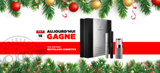 15 DEC • GAGNE ton coffret Revitalash Cosmetics • Calendrier Avent 2018