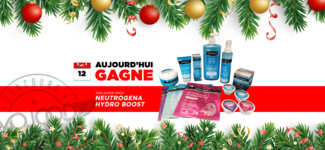 """12 DEC • GAGNE ton Super Pack Neutrogena """"Hydro Boost"""" • Calendrier Avent 2018"""