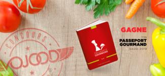 GAGNE ton Passeport Gourmand Vaud 2019