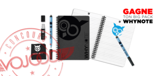 GAGNE ton Bundle WhyNote Book