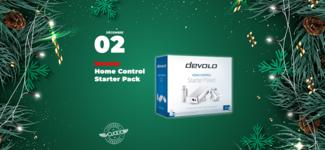 #02 • GAGNE ton système Devolo Home Control • Calendrier de l'Avent 2019