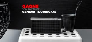 GAGNE ton enceinte Geneva Touring/xS