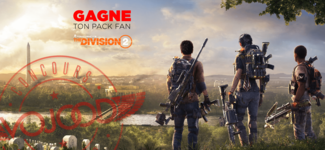"GAGNE ton pack fan ""The Division 2 - Gold Edition"" sur PS4"