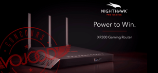 GAGNE ton router gaming Netgear XR300