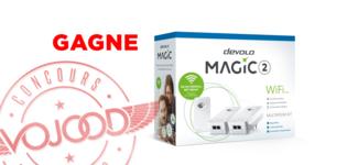GAGNE ton système Devolo Magic 2