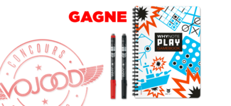 GAGNE ton WhyNote Play GameBook