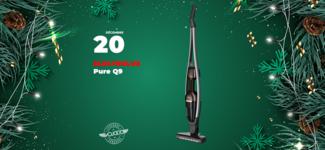 #20 • GAGNE ton aspirateur Electrolux Pure Q9 • Calendrier de l'Avent 2019