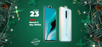 #23 • GAGNE ton smartphone OPPO Reno2 Z • Calendrier de l'Avent 2019