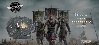 1x Pack Fan For Honor A Gagner