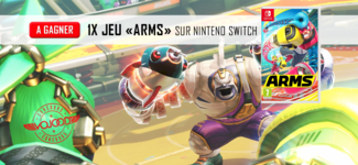 1x Jeu Arms sur Nintendo Switch à gagner