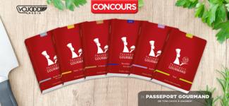 1x Passeport Gourmand 2018 À Gagner