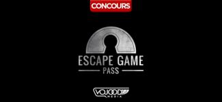 1x EscapeGamePass À Gagner