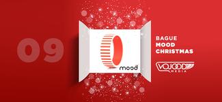 #09 Avent17 ● Bague Mood Christmas
