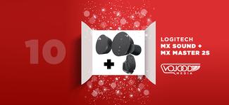 #10 Avent17 ● Logitech MX Sound + MX Master 2S