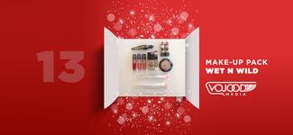 #13 Avent17 ● Make-up pack Wet n Wild