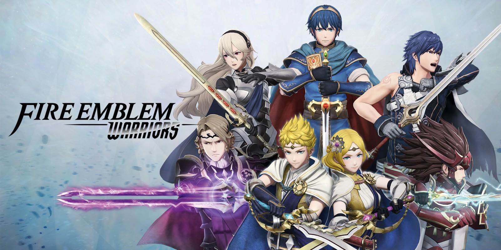 Fire Emblem Warriors New 3DS