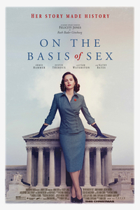 #34 Le Film du Weekend • On the Basis of Sex
