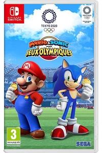 Mario et Sonic aux Jeux Olympiques 2020