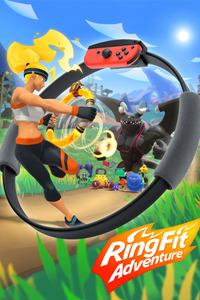 Ring Fit Adventure, jouer ou faire du sport, plus besoin de choisir!