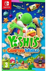 Yoshi's Crafted World • Le Test