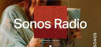 Sonos lance Sonos Radio