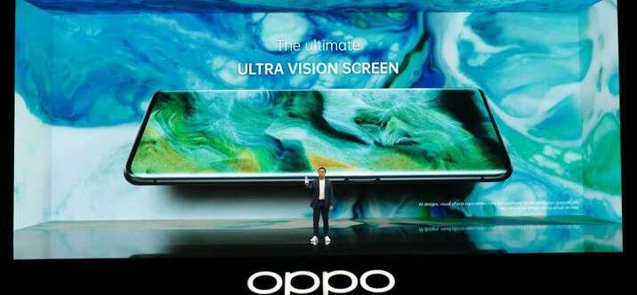 OPPO présente sa nouvelle série principale de smartphones 5G OPPO Find X2
