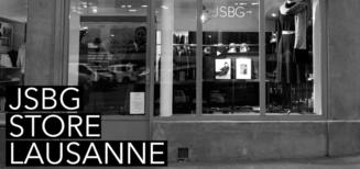 JSBG Store, un lieu qui met l'accent sur les créateurs en Suisse