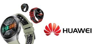 Huawei lance la Watch GT2e, une Smartwatch sportive avec capteur SpO2