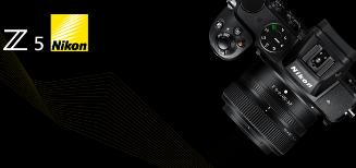 Le nouveau Nikon Z 5 et le NIKKOR Z 24–50 mm f/4–6,3