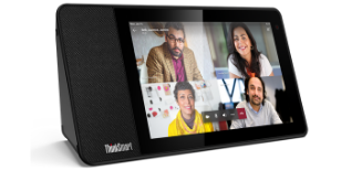 Le Lenovo ThinkSmart View rend la collaboration plus simple que jamais