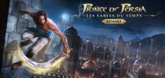 Ubisoft annonce le retour du Prince Of Persia: Les Sables du Temps REMAKE