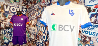 L'histoire c'est vous! • FC Lausanne-Sport & Le Coq Sportif
