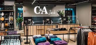 C&A ouvre un nouveau magasin principal