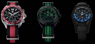 ITW with Tag Heuer || The Formula 1 Special Editions