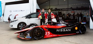 Formule E saison 2020-21 : Buemi et Rowland confirmés pour l'équipe Nissan e-dams