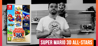 Chronique de Super Mario 3D All-Stars sur Nintendo Switch