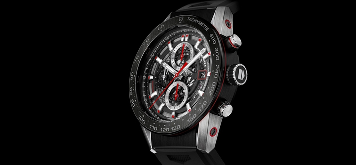 ITW with Tag Heuer || The Heuer 01