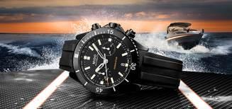 Mido présente la nouvelle Ocean Star Chronograph